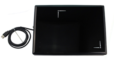 IDentium UHF RFID Integrated Desktop Reader for Library / Workstation