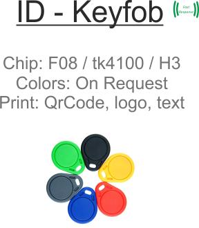 ID - keyfob