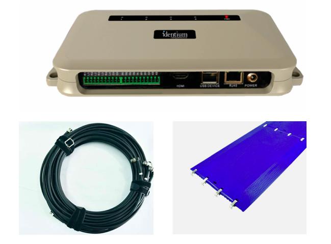 UHF RFID Mat Antenna System