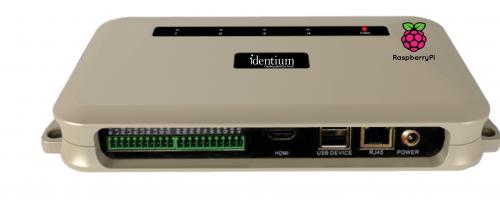 IDentium UHF RFID 4 Port Gateway Reader IDTS-IGCL4